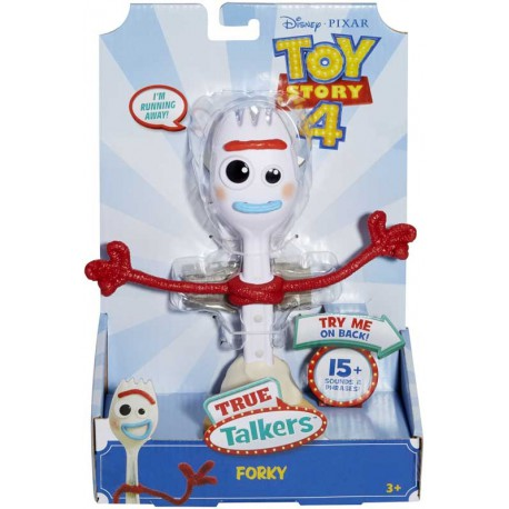 Disney Toy Story 4 Forky Talking Action Figure