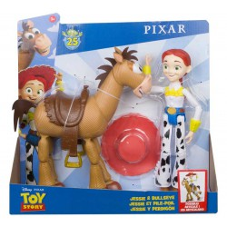 Disney Toy Story Bullseye & Jessie 2-pack Figure set