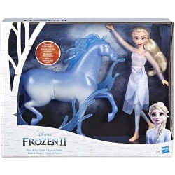 Disney Frozen 2 Elsa & Nokk 2-pack Figure set
