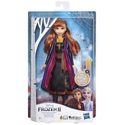 Disney Frozen 2 Anna Light Up Fashion Doll