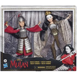 Disney Live Action Mulan & Xianniang Gift Set