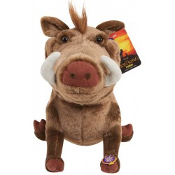 Disney The Lion King Pumbaa (Live Action) Plush with Sound