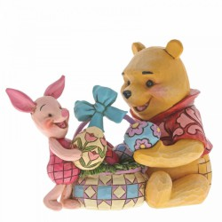 Disney Traditions - Spring Surprise (Pooh and Piglet Figurine)