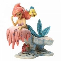 Disney Traditions - Dreaming Under The Sea (Ariel Figurine)