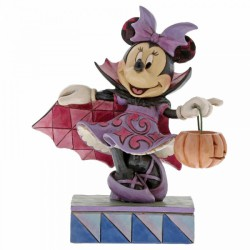 Disney Traditions - Violet Vampire (Minnie Mouse Figurine)