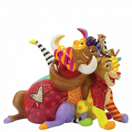 Disney Britto - The Lion King Figurine