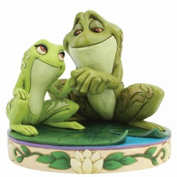Disney Traditions - Amorous Amphibians (Tiana and Naveen as Frogs Figurine)