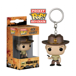Funko Pocket Pop The Walking Dead Rick