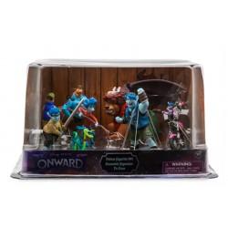 Disney Onward Deluxe Figurine Playset