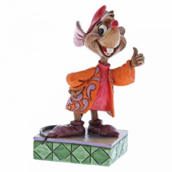 Disney Traditions - Thumbs Up (Jaq Figurine)
