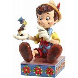 Disney Traditions - Just Give a Little Whistle Pinocchio 75th Anniversary