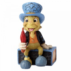 Disney Traditions - Jiminy Cricket on Match Box Mini Figurine