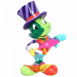 Disney Britto - Jiminy Cricket Mini Figurine