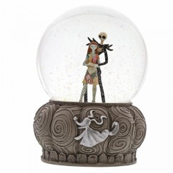 Disney Showcase - The Nightmare Before Christmas Waterball (Snowglobe)