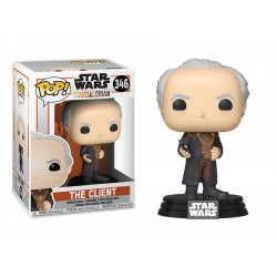 Funko Pop 346 The Client, Star Wars The Mandalorian