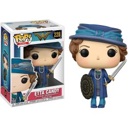 Funko Pop 228 Etta Candy, Wonder Woman