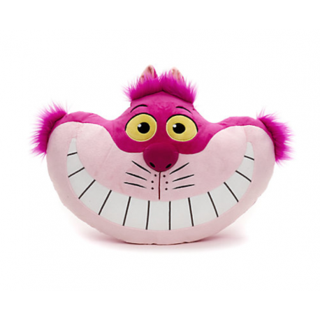Disney Cheshire Cat Big Face Pillow