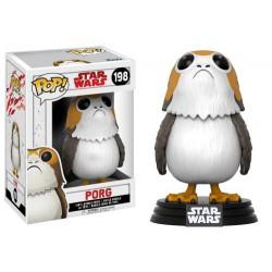 Funko Pop 198 Porg, Star Wars The Last Jedi
