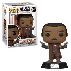Funko Pop 347 Greef Karga, Star Wars The Mandalorian