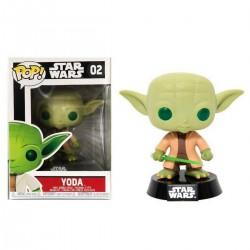 Funko Pop 02 Yoda, Star Wars