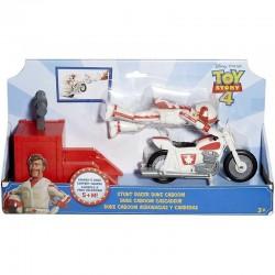 Disney Pixar Toy Story 4 Stunt Racer Duke Caboom