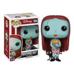 Funko Pop 154 Nightshade Sally, The Nightmare Before Christmas