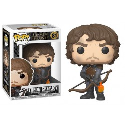 Funko Pop 81 Theon Greyjoy, Game Of Thrones