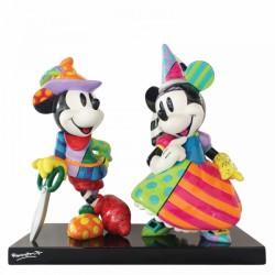 Disney Britto - Mickey and Minnie Mouse Figurine LE 3000