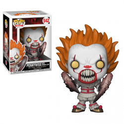 Funko Pop 542 Pennywise with Spiderlegs, IT