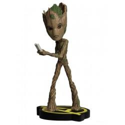 NECA Avengers Infinity War Head Knocker Groot 20 cm