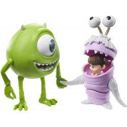 Disney Mike and Boo, Monsters Inc.