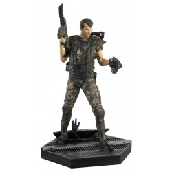 The Alien & Predator Figurine Collection Hudson (Aliens) 12 cm