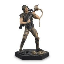 The Alien & Predator Figurine Collection Hicks (Aliens) 13 cm