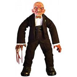 Mezco Toyz Cinema of Fear Deluxe Plush Series 2 Freddy Krueger