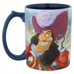 Disney Mug Captain Hook, Peter Pan