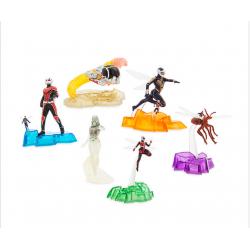 Figurine Playset Antman & The Wasp