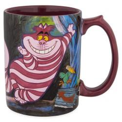 Disney Cheshire Cat Mug, Alice In Wonderland