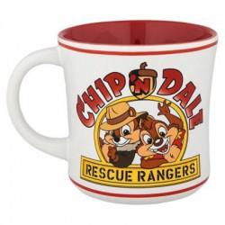 Disney Knabbel en Babbel Mok, The Rescue Rangers