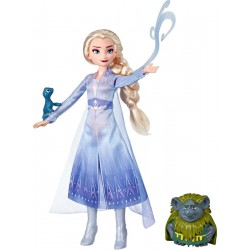 Disney Frozen 2 Storytelling Elsa Fashion Doll in Travel Outfit