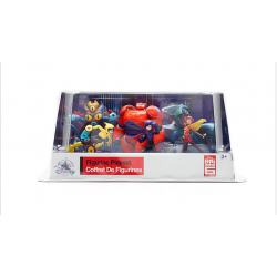 Figurine Playset Big Hero 6