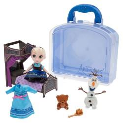 Disney Frozen Elsa Mini Doll Playset, Disney Animators' Collection