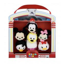 Disney Tsum Tsum 50's Diner Micro Jukebox Set