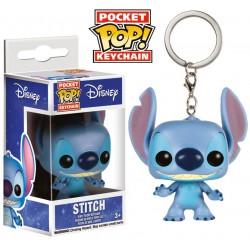 Lilo & Stitch Pocket POP! Vinyl Keychain Stitch