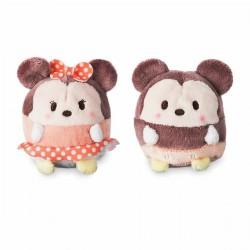 Disney Mickey & Minnie Ufufy Plush Set