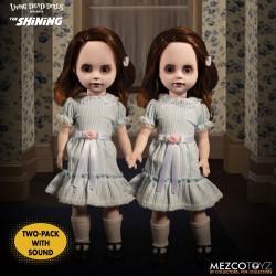 The Shining Living Dead Dolls Talking Grady Twins