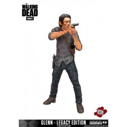The Walking Dead TV Version Deluxe Action Figure Glenn Edition 25 cm