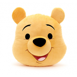 Disney Winnie The Pooh Big Face Cushion