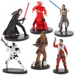 Disney Star Wars The Last Jedi Playset