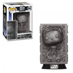 Funko Pop 364 Star Wars Empire Strikes Back Han in Carbonite