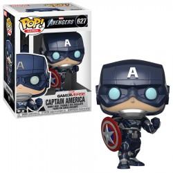 Funko Pop 627 Captain America, Avengers